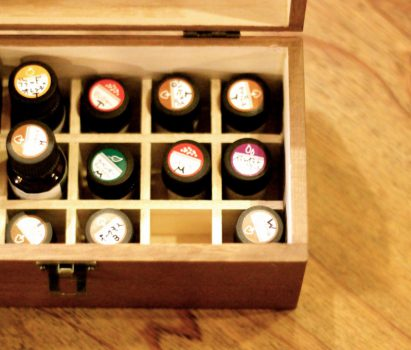 Medicine Box of Aromatherapy